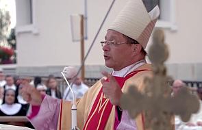 Bp Ryś: Maryja jest gwarancją prawdziwego człowieczeństwa Chrystusa