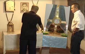 Argentyna: krwawiąca hostia? Trwa dochodzenie ws. domniemanego cudu eucharystycznego