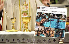 """Włochy: ksiądz zaprosił uchodźców na basen. """"Oni są moją ojczyzną, a rasiści to moi wrogowie"""""""