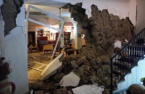 Włochy: trzęsienie ziemi na wyspie Ischia. Pod gruzami jest jeszcze dwójka dzieci