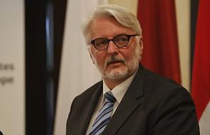KE odpisała Waszczykowskiemu; liczy na dobrą odpowiedź z Warszawy