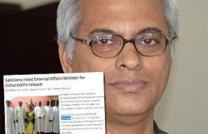 Minister z Indii: porwany kapłan może wkrótce być uwolniony. Ta sprawa jest priorytetem