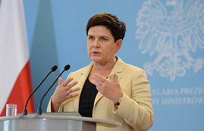 Premier Beata Szydło: rząd nigdy nie zgodzi się na narzucenie kwot relokacji migrantów