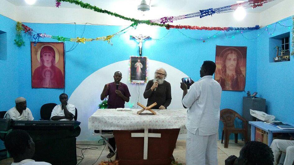 445 dni w sudańskim więzieniu [WYWIAD] - zdjęcie w treści artykułu nr 1