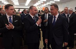 Prezydent Andrzej Duda: w konstytucji jest nieprecyzyjny podział kompetencji pomiędzy władzami