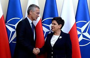 Szef NATO Jens Stoltenberg: atak na jednego sojusznika oznacza atak na cały sojusz
