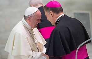 Wietnamska delegacja rządowa w Watykanie, papież mianował nowych biskupów