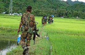 Birma: prawie 100 zabitych w walkach z muzułmanami Rohingya