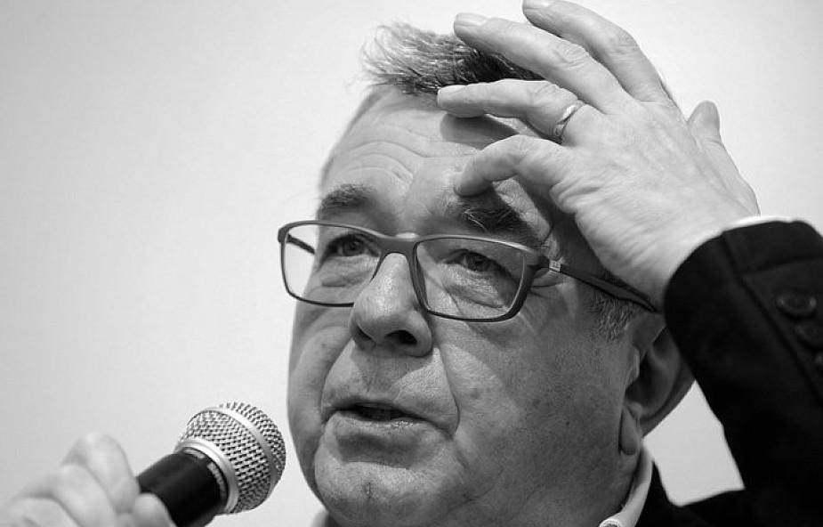 Nie żyje Grzegorz Miecugow. Znany dziennikarz i prezenter telewizyjny