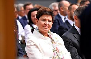 Premier Beata Szydło: Polska nie jest izolowana w Unii Europejskiej, broni swoich racji