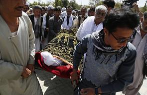 Afganistan: wybuch w pobliżu ambasady USA w Kabulu; jedna osoba zginęła