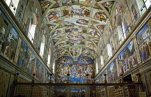 10 faktów o Kaplicy Sykstyńskiej, o których nie mieliście pojęcia