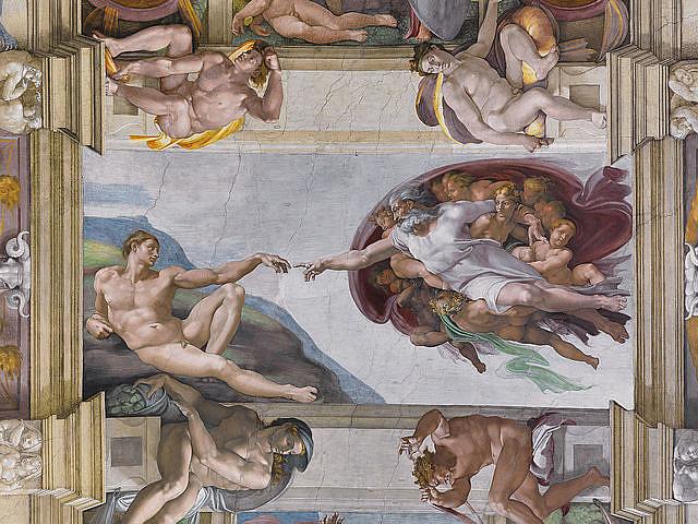10 faktów o Kaplicy Sykstyńskiej, o których nie mieliście pojęcia - zdjęcie w treści artykułu nr 1