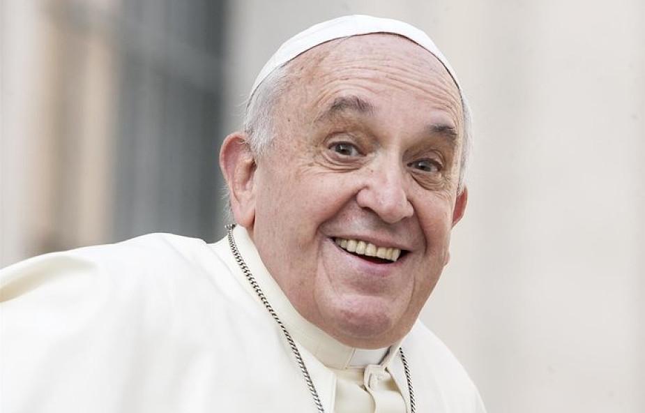 Papież Franciszek otrzymał wyjątkowe odznaczenie od Polaków
