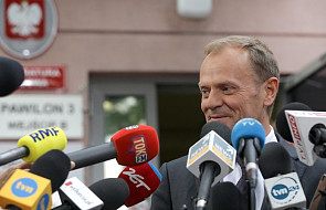 Tusk: nie należy wykorzystywać tej tragedii politycznie. Pan Kaczyński mnie nie przestraszy