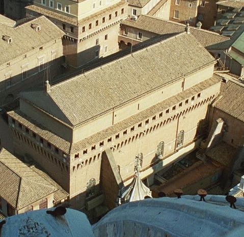 10 faktów o Kaplicy Sykstyńskiej, o których nie mieliście pojęcia - zdjęcie w treści artykułu