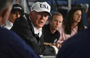 USA: Trump chce zabiegać w Kongresie o pakiet pomocy dla Teksasu
