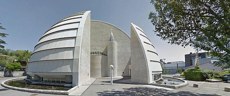 Włosi poświęcili kościół polskiemu męczennikowi. Skrywa niezwykłą symbolikę - zdjęcie w treści artykułu