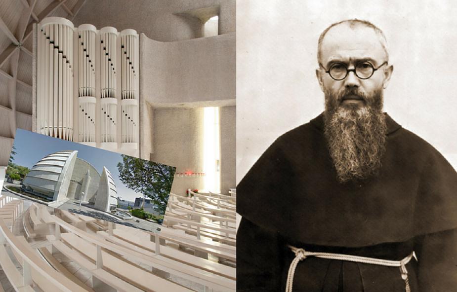 Włosi poświęcili kościół polskiemu męczennikowi. Skrywa niezwykłą symbolikę