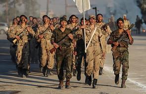 Amerykanie zbombardowali konwój z rodzinami bojowników Państwa Islamskiego