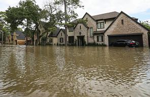 USA: eksplozje w zalanych przez powódź zakładach chemicznych