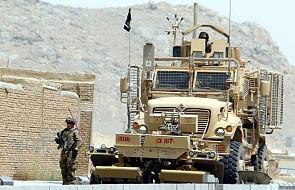 Afganistan, prowincja Kabul: samobójczy atak na konwój wojsk NATO