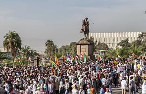 """Etiopia: zniesiono stan wyjątkowy. Rząd zdusił manifestacje. """"Jest już bezpiecznie"""""""