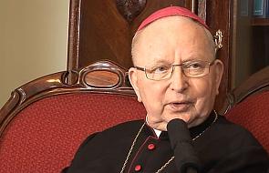 Prośba o modlitwę w intencji ciężko chorego biskupa seniora Kazimierza Ryczana