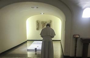 Coraz bliżej kanonizacji papieża Pawła VI. Franciszek modlił się przy jego grobie