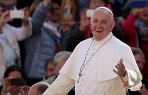 """Papież o szokującym geście Jezusa. Oto, co ci mówi, gdy myślisz """"jestem szmatą"""""""
