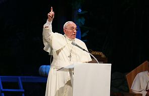 Papież o tym, co zrobi Jezus, gdy pomyślisz o sobie w zły sposób