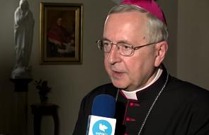 Abp Gądecki: Kościół walczy konsekwentnie z przestępstwem pedofilii