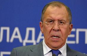 Ławrow: Rosja zareaguje na zamknięcia jej placówek w Stanach Zjednoczonych