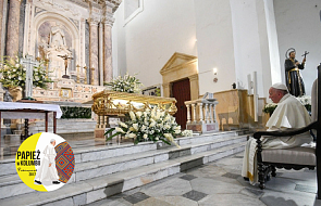 Cartagena: Fraciszek odwiedził kościół pw. św. Piotra Klawera