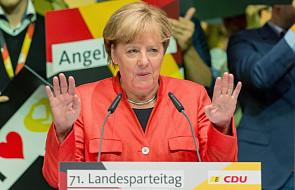 Niemcy: Merkel bardzo zadowolona z orzeczenia ETS w sprawie relokacji