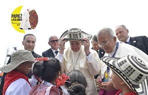 Relacja z papieskiej podróży do Kolumbii - Magazyn RV
