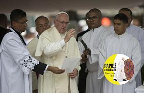 Cartagena: papież Franciszek poświęcił kamienie węgielne dla domów dzieła Talitha Kum