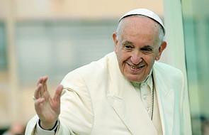 Franciszek: ludzie religijni mają budować pokój modlitwą i konkretnym zaangażowaniem