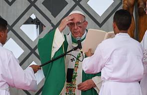 Modyfikacja dotycząca języka liturgii. Franciszek wprowadził zmianę
