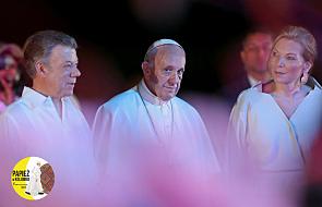 """Papież Franciszek zakończył wizytę w Kolumbii. Hasłem pielgrzymki były słowa: """"Zróbmy pierwszy krok"""""""