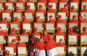 Watykan: obraduje Rada Kardynałów (K-9) powołana przez papieża Franciszka
