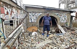 Kuba po przejściu Irmy: domy bez dachów, bulwary pod wodą, tysiące ewakuowanych [FOTO]
