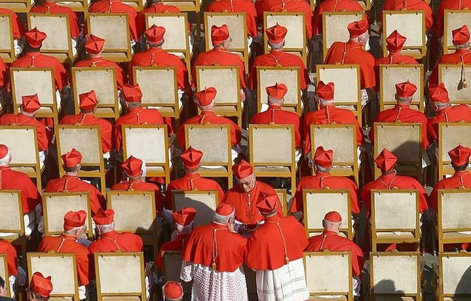 Rada Kardynałów kończy pracę nad reformą Kurii Rzymskiej