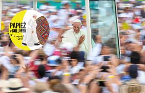 6,8 mln ludzi uczestniczyło w spotkaniach z papieżem podczas pielgrzymki do Kolumbii
