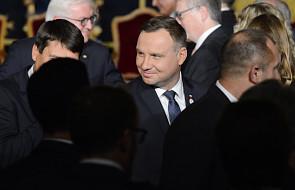 Prezydenci Polski i Niemiec za spokojną dyskusją nt. odszkodowań