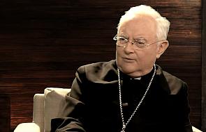 Abp Hoser: nominacja bp. Kamińskiego to dobry znak dla Kościoła lokalnego