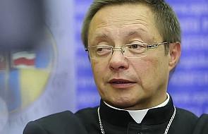 Pierwsze słowa biskupa Rysia po wyborze na metropolitę łódzkiego