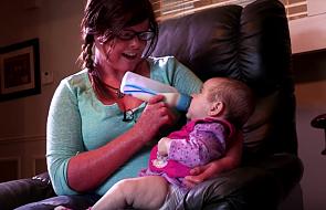 Lekarze doradzali jej aborcję, dzisiaj ma dwoje zdrowych dzieci [WIDEO]