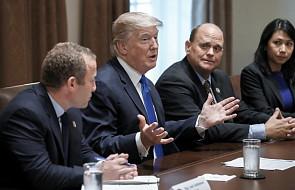 USA: Trump porozumiał się z Demokratami w sprawie tzw. dreamersów