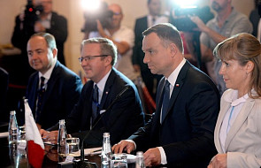 Szczerski: Duda przedstawi Steinmeierowi stan spraw dotyczących reparacji